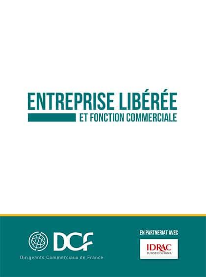 """Livre blanc """"Entreprise libérée & Fonction commerciale"""""""